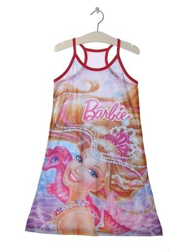 Barbie Elbise Lila